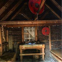 Inside a Viking House Vikings Live, Norse Vikings, Viking House, Viking Village, Norse Pagan, Viking Warrior, Rural Area, Viking Jewelry, Deities