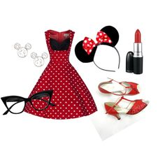Everyone loves Minnie Mouse... Shop it: http://www.lindybop.co.uk/search/ophelia-polka-dot