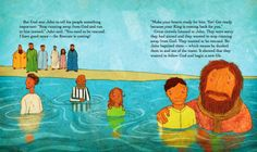 Jesus Storybook Bible :: John the Baptist