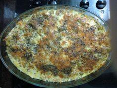 Receita de Abobrinha de forno. Enviada por Luciana Eidam Coelho e demora apenas 20 minutos.