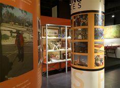 Hunt Design Creates Huell Howser Exhibit - Hunt Design