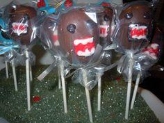 Domo Cake Pops