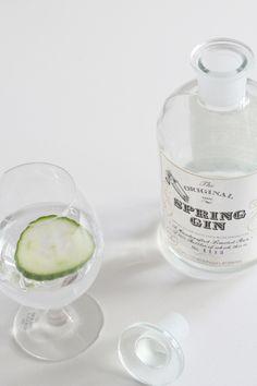 Gin tonic - Spring Gin