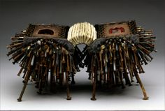 Daniel Essig creates wood-covered art books and book-based sculptures. Using a fourth-century binding known as Ethiopian-style Coptic, he creates mixed-media book structures that incorporate unusual woods, handmade paper, found objects, fossils, and mica.