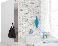 #Inspirerande #tapeter för hemmets alla rum från kollektionen Inspiration 17540. Klicka här för fler #fina tapeter till ditt hem!