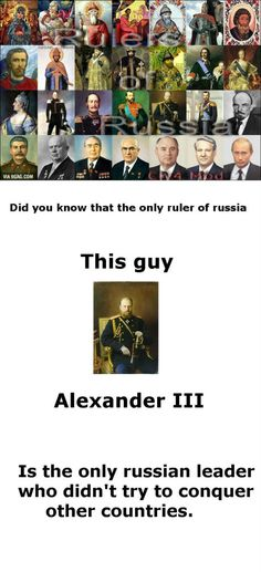 Fun fact about Russia.