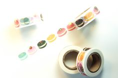 Delicious Desserts Washi Tape - WT6 http://fancytemplestore.com
