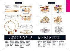 #avon #rings #bracelets on #sale at www.monicahertzog.avonrepresentative.com