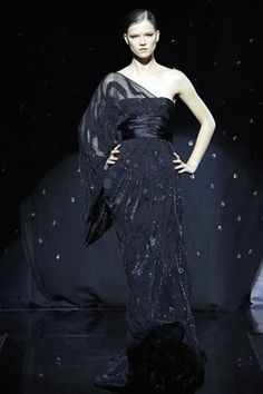 FALL 2007 COUTURE Elie Saab COLLECTION