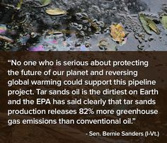 Tell Bernie what you think here: http://www.sanders.senate.gov/polls/climate-change