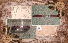 Pulsera en cordón plano rojo charol y negro con chams trebol motivo celta plateadas zinc (18 cm aprox)