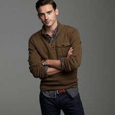 j.crew...  Could I pull this off?