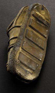 This is an original foot from the 1983 Science Fiction epic Star Wars Episode VI: Return of the Jedi. This particular foot was worn by a stunt performer for the shot where falls off the deck of Jabba's barge. Star Wars Episodes, Stunts, Saga, Science Fiction, Deck, Darth Vader, Eyes, The Originals, Sci Fi