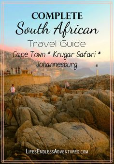 """south-africa-travel-guideSouth Africa is one of the most beautiful countries I've ever been to. It is also the most diverse one I've been to.  """"I never knew of a morning in Africa when I woke up and was not happy"""" -Ernest Hemingway read on to discover all the hot spots in South Africa including johannesburg, Cape Town, and Krugar National Park"""