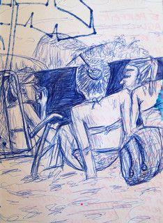 Girls talking at Ipanema beach Beach, Girls, Art, Toddler Girls, Craft Art, Daughters, Seaside, Maids, Kunst