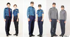 경찰 제복이 10년 만에 바뀐다(화보 변천사)
