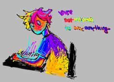 failure is your idiosyncrasy Cartoon Kunst, Character Art, Character Design, Arte Indie, Vent Art, Animes Wallpapers, Aesthetic Art, Drawing Reference, Dark Art