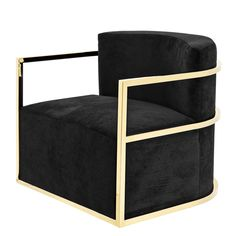 New exciting design, black velvet and gold finish, simple and aesthetic lines, try to be audacious and glamorous! www.oroa.com