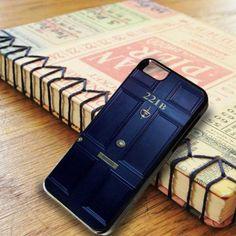 Sherlock Holmes 221b Baker Street iPhone 6|iPhone 6S Case