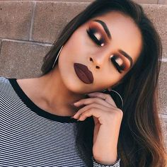 Morphe on - Make up Glamorous Makeup, Flawless Makeup, Glam Makeup, Makeup Inspo, Makeup Inspiration, Beauty Makeup, Face Makeup, Makeup Brush, Makeup Trends