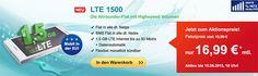 1,5GB LTE helloMobil Allnet Flat ohne Laufzeit für 16,99€ http://www.simdealz.de/o2/hellomobil-lte-1500-aktion/