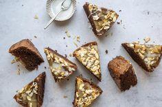 Torta alle pere upside down - Ricette Gluten Free, Bread, Desserts, Food, Chocolate Espresso, Vegan Baking, Good To Know, Recipies, Glutenfree