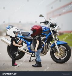 cute little bikers on road with motorcycle Motorcycle Baby, Motorcycle Design, Motorcycle Helmet, Motorcycle Quotes, Motorbike Insurance, Car Insurance, Insurance Quotes, Biker Chick, Biker Girl