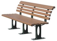 wpc bench for park