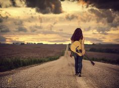Photo Guitar by Jake Olson Studios on 500px // album cover concept