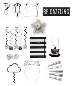 """""""13 NY @nc4you"""" by nc4you on Polyvore featuring interior, interiors, interior design, Zuhause, home decor, interior decorating, Bling Jewelry, Kate Spade, NewYearsEve und NC4you"""