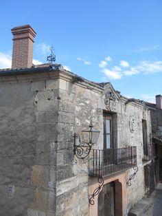 Casa del Marques de la Floresta . Plaza Mayor.