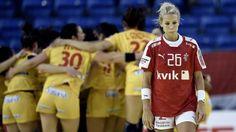 Farvel semifinale: Store smæk med spanskrøret til Danmark