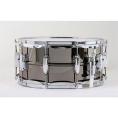 Ludwig Supraphonic Black Beauty Snare Drum 6.5x14 by Ludwig