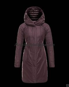 c7acf64d3c95 Best 2013 Winter MONCLER PETALES Women Down Coat DEEP PURPLE Online Store  Deep Purple, Coats