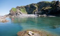 The Tunnels Beach and rock pool at Ilfracombe north Devon- Guardian, 10 things to do in North Devon