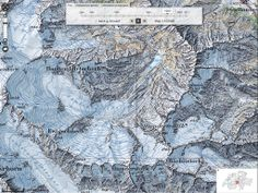 Swiss cartography