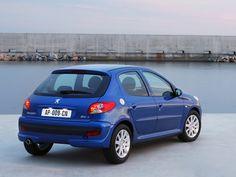 #Peugeot206+