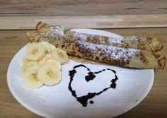 Banános palacsinta | Bababo receptje - Cookpad receptek