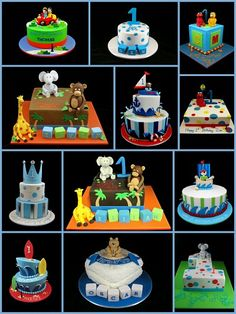 More cake ideas