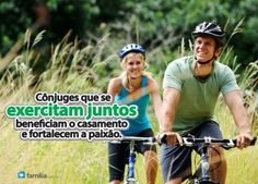 Familia.com.br | Formas de você e sua esposa ficarem em forma: como o exercício pode aproximá-los como casal  #Exercicios