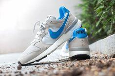 Nike Archive 83: Grey/Blue