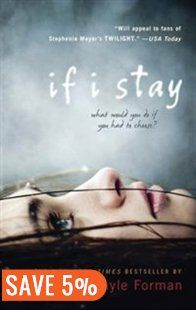 If I Stay Book by Gayle Forman | Trade Paperback | chapters.indigo.ca