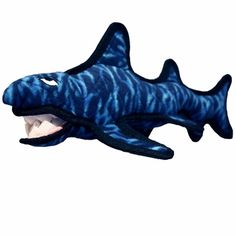Tuffy Ocean Creature - Shark Toy for Dogs