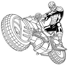 Home Decorating Style 2020 for Coloriage Moto Spiderman, you can see Coloriage Moto Spiderman and more pictures for Home Interior Designing 2020 at Coloriage Kids. Spiderman Original, Lion Painting, Coloring Sheets For Kids, Disney Colors, Free Hd Wallpapers, Free Printable Coloring Pages, Guy Pictures, Amazing Spider, Vector Graphics