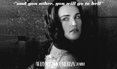 cuz Morgana is THAT BA...