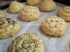 Bread Recipes, Cooking Recipes, Biscuit Cookies, Bread And Pastries, Easter Recipes, Sweet Recipes, Cooker, Sweet Treats, Deserts