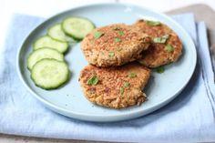 Op zoek naar een lekker en gezond recept? Probeer dan eens dit recept voor gezonde tonijnburgers. Je hebt maar een paar ingrediënten nodig!