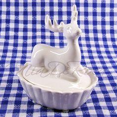 Hirschschale Ludwig - MiaDeRoca Shops, Home Accessories, Desserts, Deer, Woodland Forest, Tailgate Desserts, Tents, Deserts, Home Decor Accessories