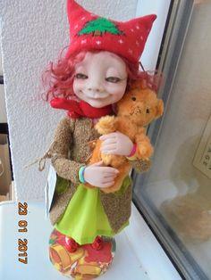 Купить Любимая Игрушка - кукла ручной работы, кукла в подарок, кукла интерьерная