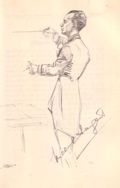 Conductor, Sir Malcolm Sargent - Webster Booth's champion! Conductors, Champion, Art, Kunst, Art Education, Artworks